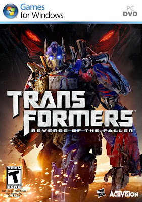 Download Jogo Transformers: Revenge of the Fallen   Pc