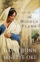 """The Hidden Flame"" by Davis Bunn and Janette Oke"
