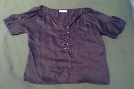 Nicole Farhi 100% silk blouse