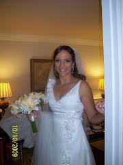 lá vem a noiva...