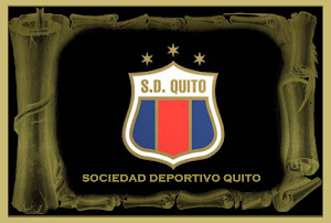 DEPORTIVO QUITO CAMPEON 2009