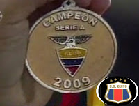 QUITO BICAMPEON