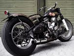 Harley Bobber by CAY