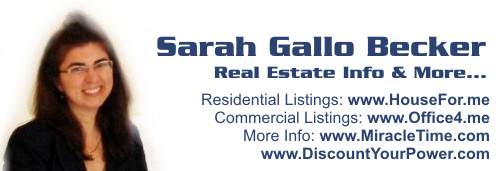 Sarah Gallo Becker ~ REALTOR ®