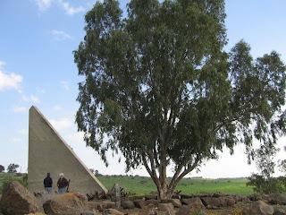 Golani Brigade Memorial