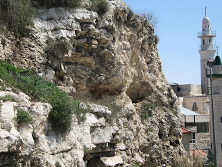 Golgotha, the Place of the Skull