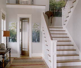 Paint swatches newlywoodwards for American white benjamin moore
