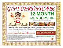 Gift Certificates- The Perfect Gift