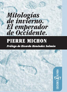 Mitologías de invierno, Pierre Michon