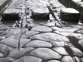 Erromatar galtzada Pompeian