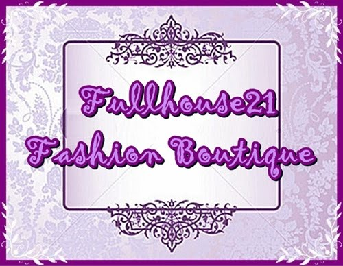FULLHOUSE 21 Fashion Story Channel!!! Welcome You!