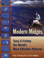 Modern Midges By Rick Takahashi and Jerry Hubka