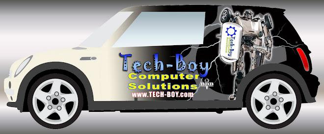 Tech-Boy Computer Solutions