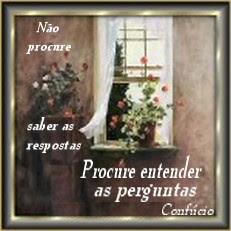 Reflexões, Proverbios