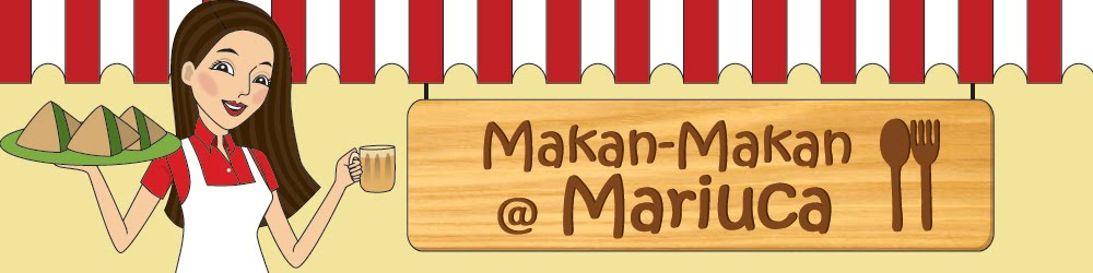 Makan-Makan @ Mariuca