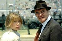 Jack Lemmon e Sissy Spacek em 'Missing'