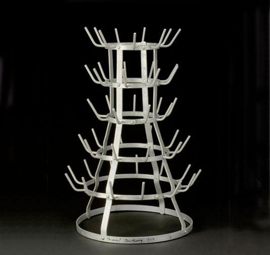 Pop arte marcel duchamp - Botelleros de obra ...