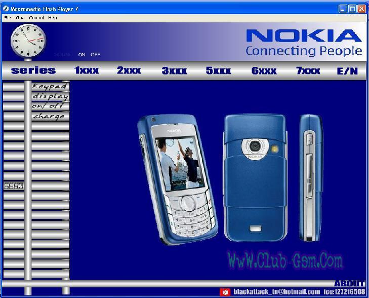 Nokia Hard Library v1 by Black Attack