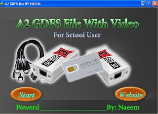 A2 New Latest GDFS Video File For Setool User Asifgdfs