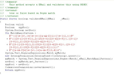 Regular expression for validating url