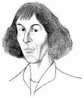 Николай Коперник в абстрактном исполнении