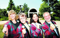 A Beautiful Night...in Plaid! ~ For the Kendall Whittier Neighborhood!