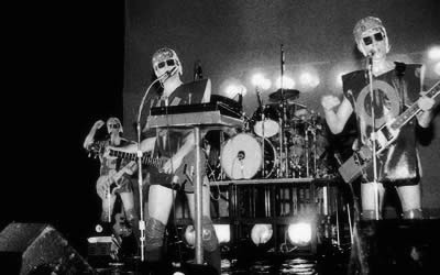 Devo Live at The Orpheum 1982