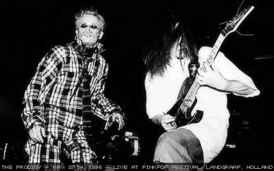 The Prodigy - The Extasy Of Violence - Live @ Pinkpop Festival, May 27 1996