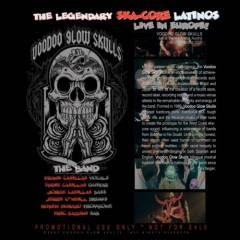 Voodoo Glow Skulls live in Vienna, Austria. Noviembre 27 de 2007 Inlay