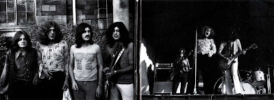 LED ZEPPELIN YELLOW ZEPPELIN INNER