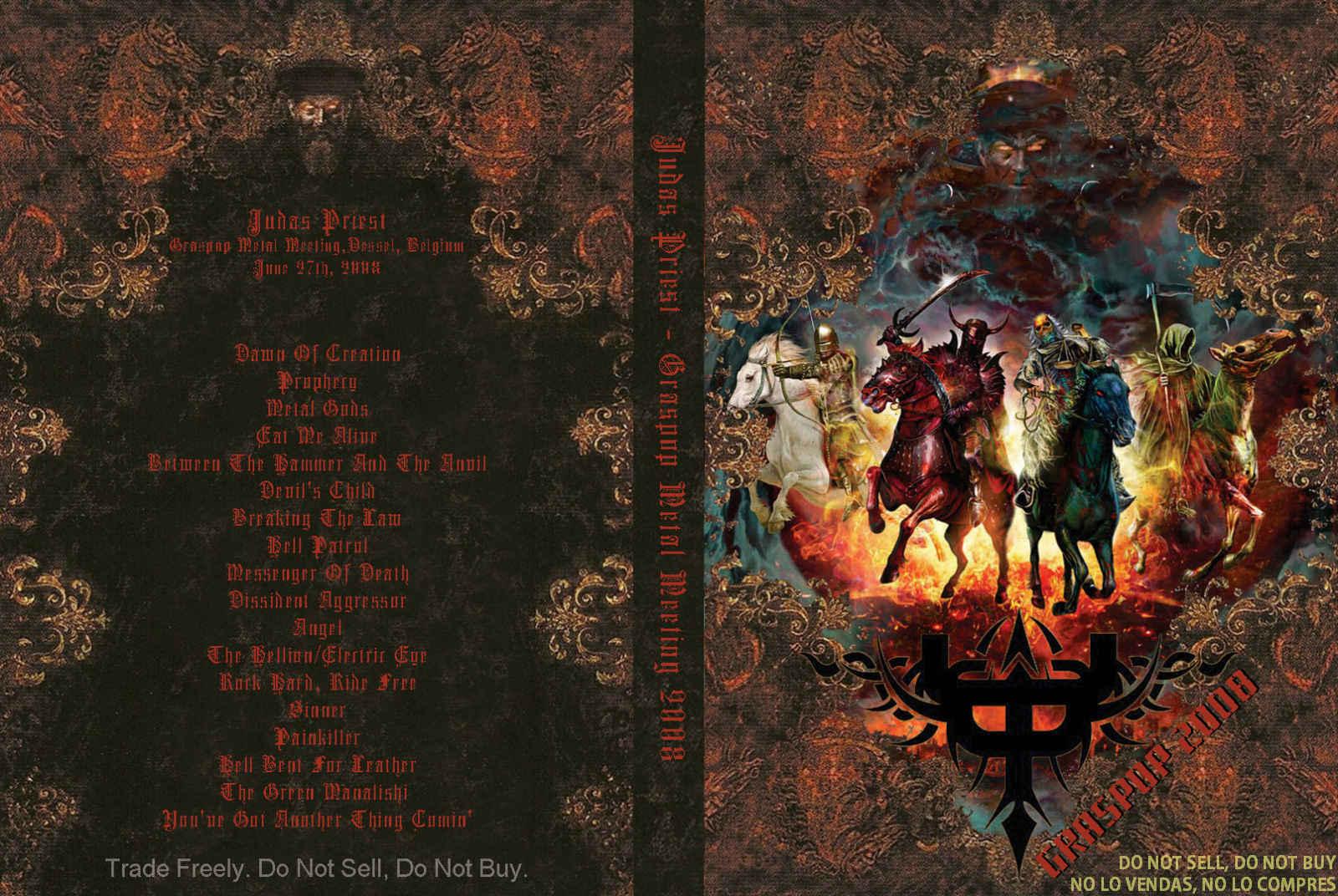 Judas Priest Sinner Pecador
