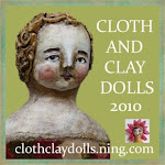 Cloth and Clay Dolls 2010