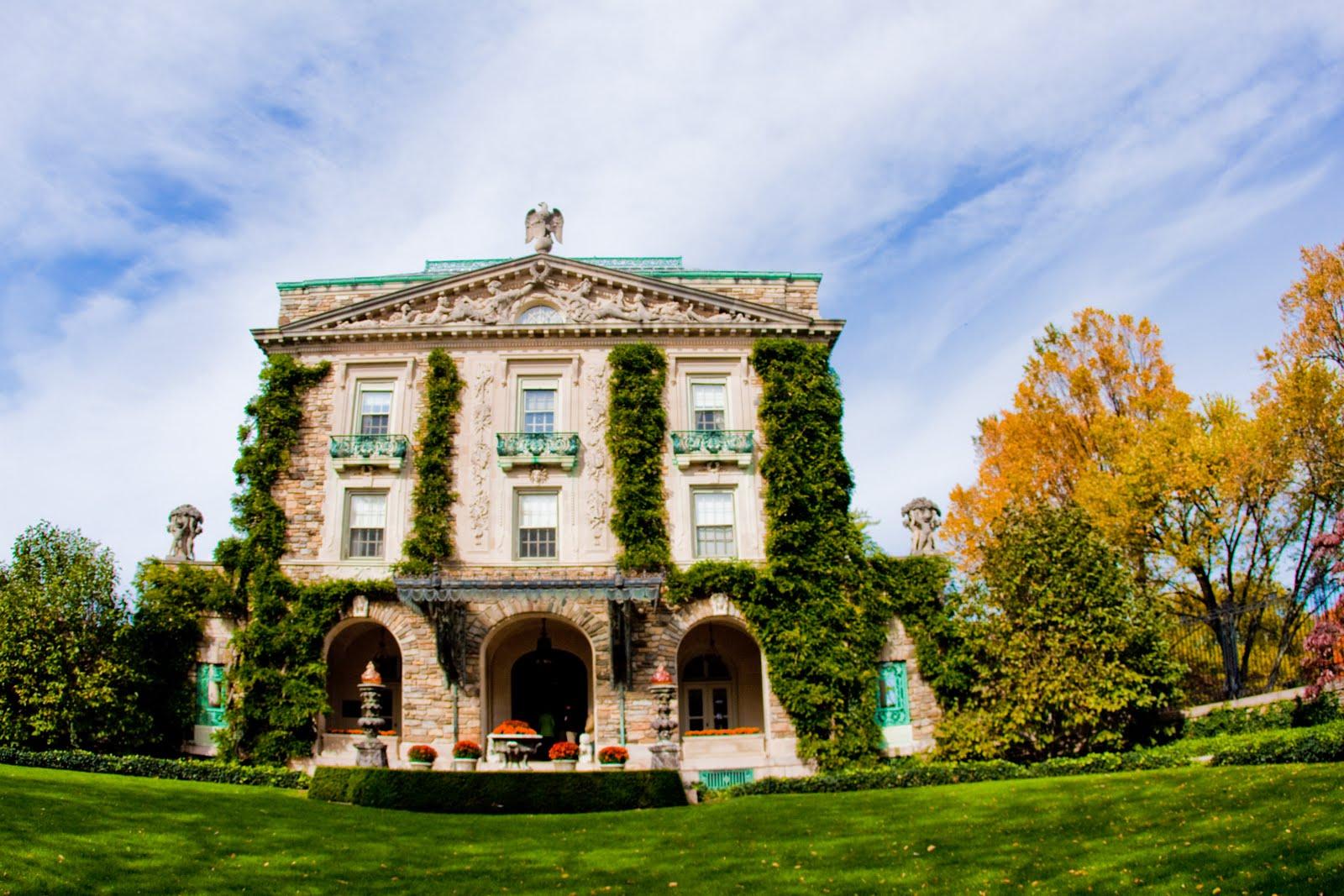 John D. Rockefeller Home