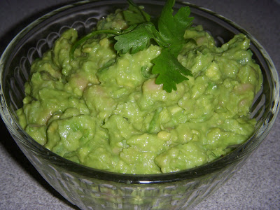 White Bean-Avocado Dip