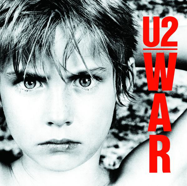 Rolling Stone's Top 100 Albim covers # 42! 1983 - U2, War