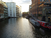 Nowhere But The Regent´s Canal