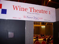 wine theater london french show 2009