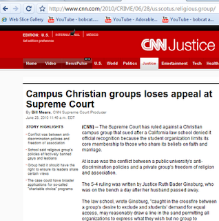 supreme court ruling bans bible reading in public schools In this case, littleton high school junior bryan lopez had written satirical  remarks about his  note: books banned in the pico case include  slaughterhouse 5 by kurt vonnegut  this us supreme court case concerned  students who had fought for their right to protest  a formal prayer recitation at a  school-sporting event.