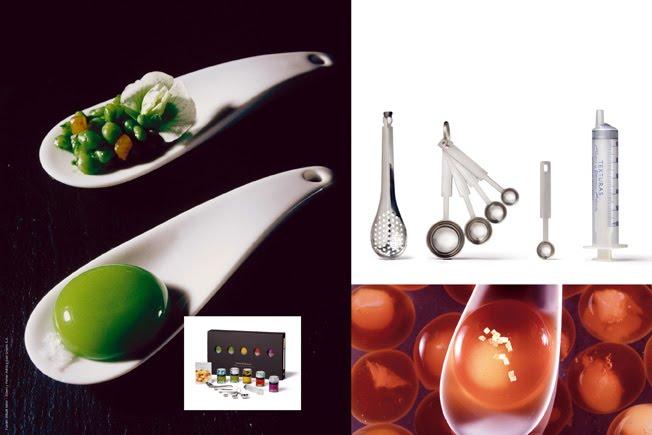 Cocina molecular asuncion gourmet for Libros de cocina molecular