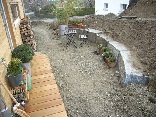 Ein schweizer garten vorher nachher bilder - Gartengestaltung vorher nachher ...