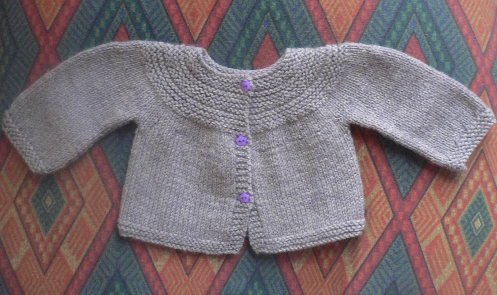 Häufig L'atelier d'Aditi: petit tricot pour bébé 2 CY64