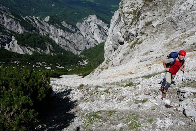Klettersteig Buchstein : Steffs touren großer buchstein m südwandband