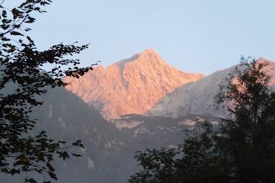 Klettersteig Priel : Steffs touren blog: großer priel 2515 m bert rinesch klettersteig