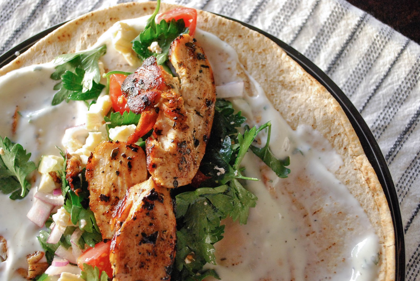 Peet Can Cook: Healthy Chicken Kebabs