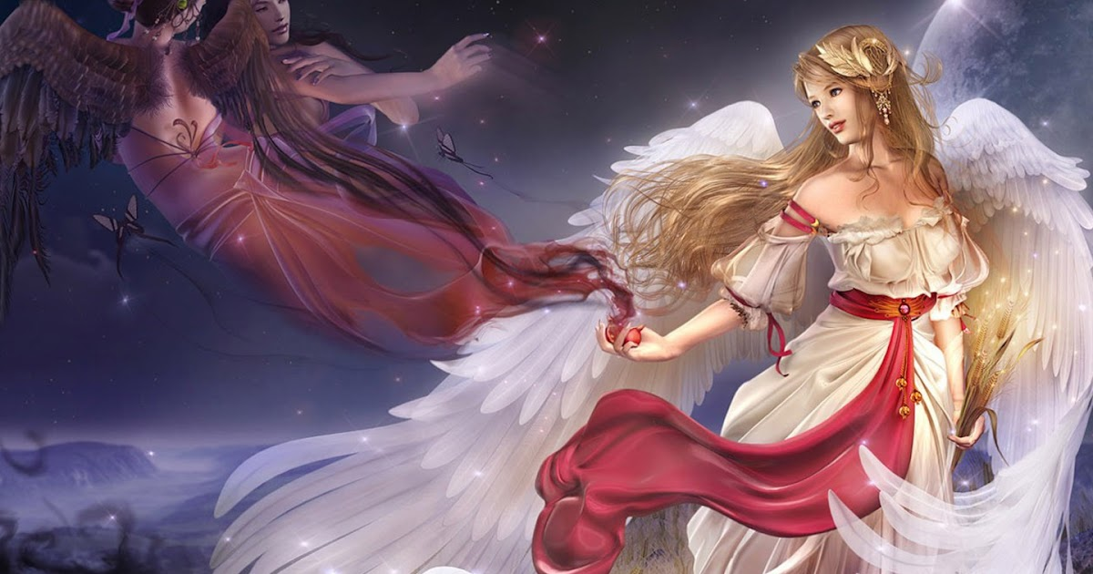 Think, you Beautiful fantasy angels valuable