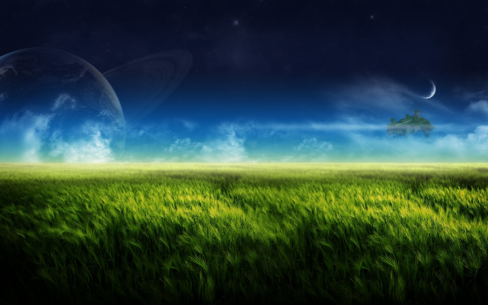 My Dream World HQ Wallpaper 1920x1200 - a dreamy world for windows 7
