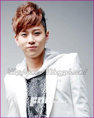 Nama : Yong Jun Hyung