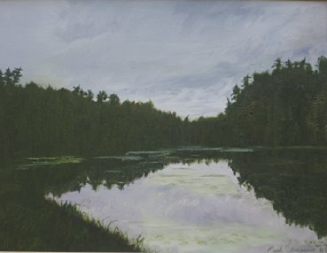 Bat Lake - Distant Sky (2008) SOLD