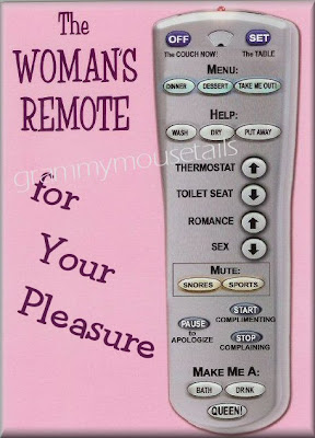 a remote for women