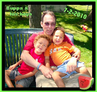 grandpa with grandsons photo image